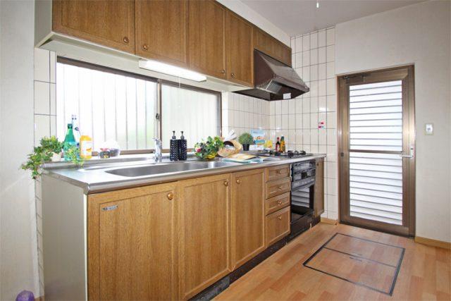 佐々木様のキッチン