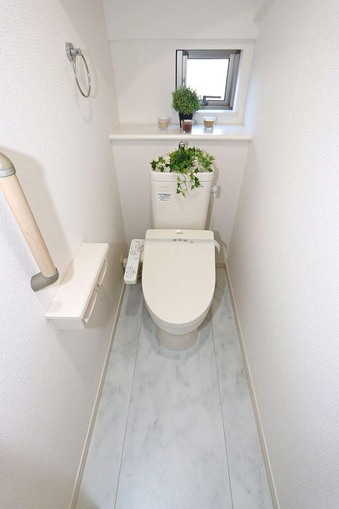トイレ(トイレ後)