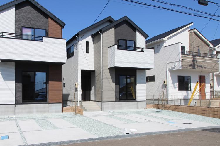 ホームセレクトの新築住宅
