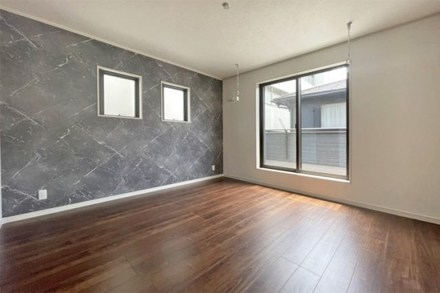 新築建売住宅の洋室